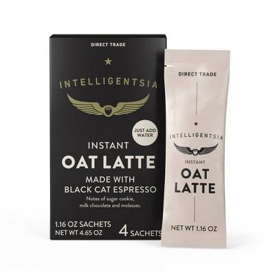 Intelligentsia Oak Milk Light Roast Instant Latte - 4.65oz