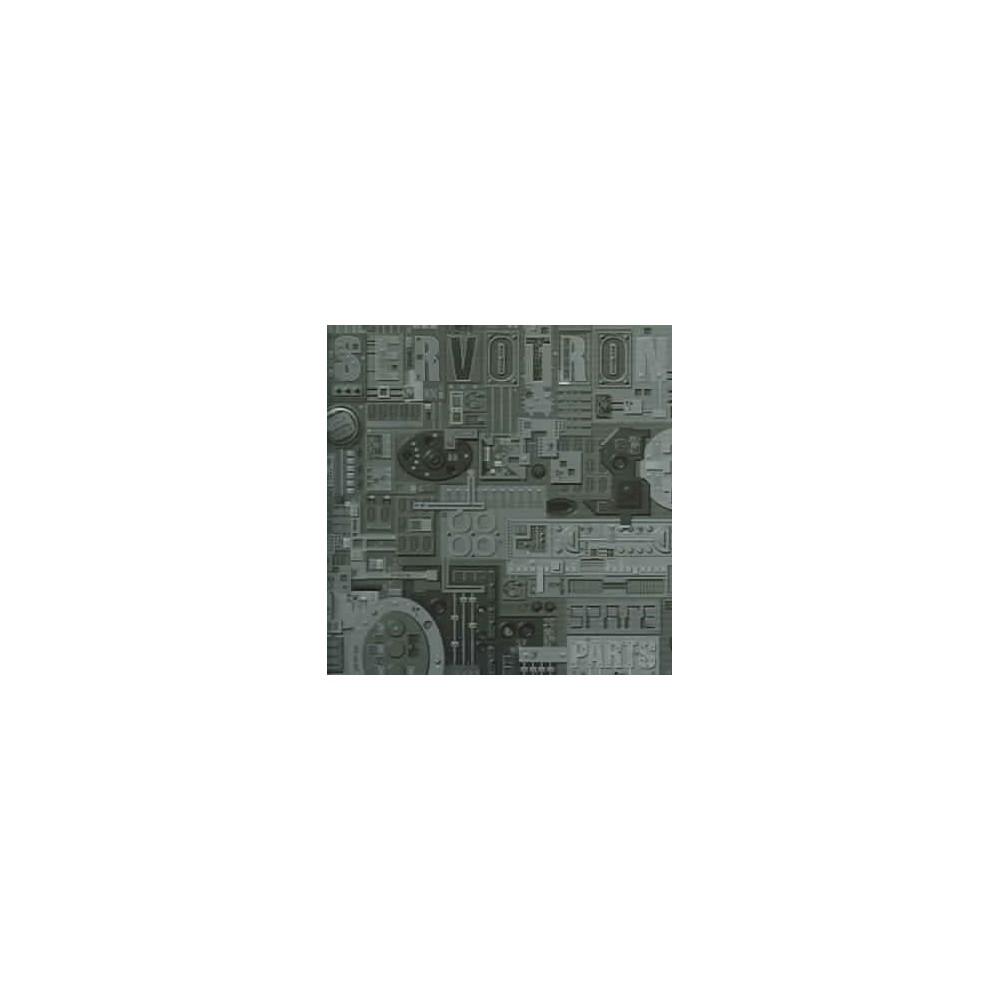 Servotron - Spare Parts (CD)