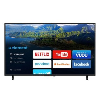 "Element 50"" 4K UHD Smart TV   (E4SFT5017)"