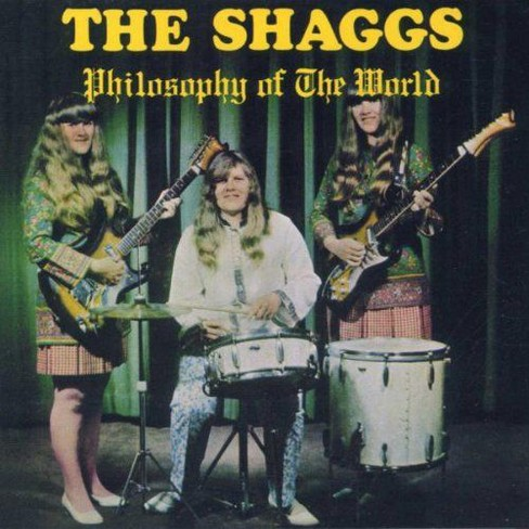 Shaggs - Philosophy of the world (CD) - image 1 of 1