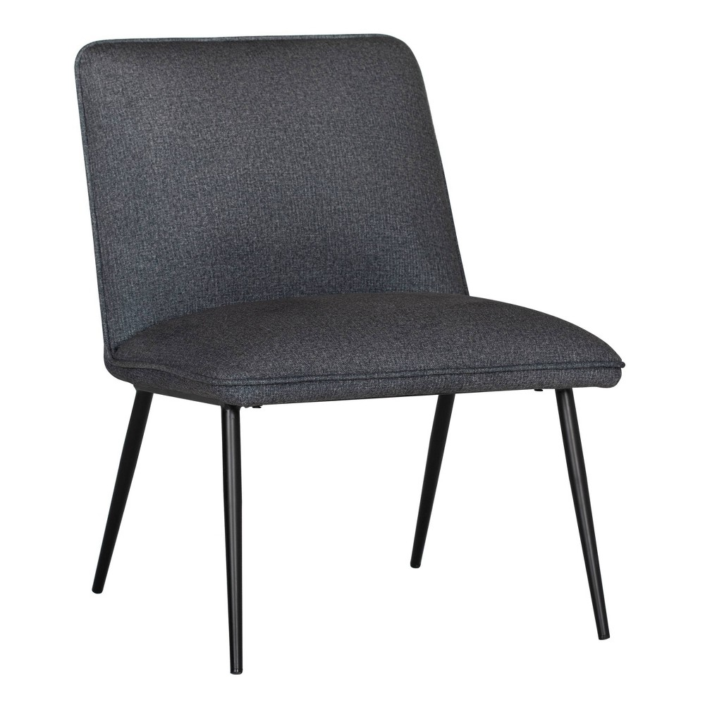 Image of 21st Element Accent Chair Charcoal - Studio Designs Home, Grey