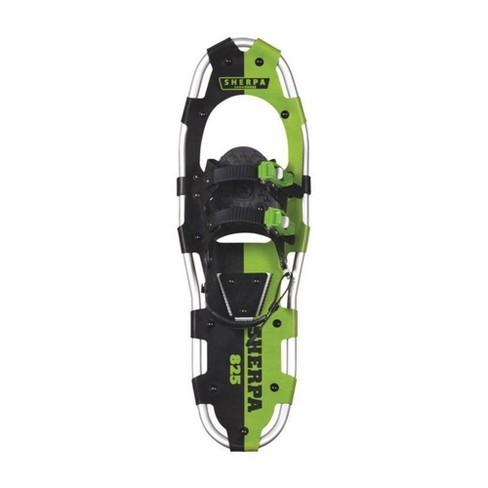 "Yukon Charlie's Sherpa 8"" x 25"" Durable Trail Walking Hiking Snowshoes, Green - image 1 of 4"
