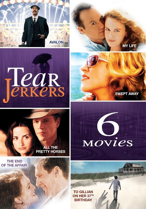 Tear jerkers:6 movie set (DVD) - image 1 of 1
