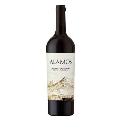 Alamos Cabernet Sauvignon Red Wine - 750ml Bottle