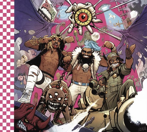 Flatbush zombies - 3001:Laced odyssey (CD) - image 1 of 1