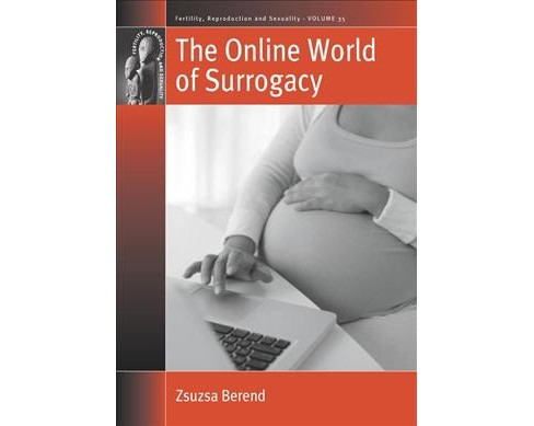 Online World of Surrogacy (Hardcover) (Zsuzsa Berend) - image 1 of 1