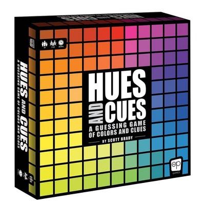 Hues & Cues Game