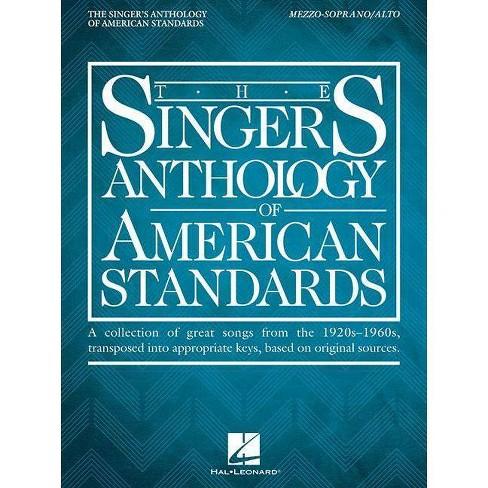 The Singer's Anthology of American Standards - (Paperback) - image 1 of 1