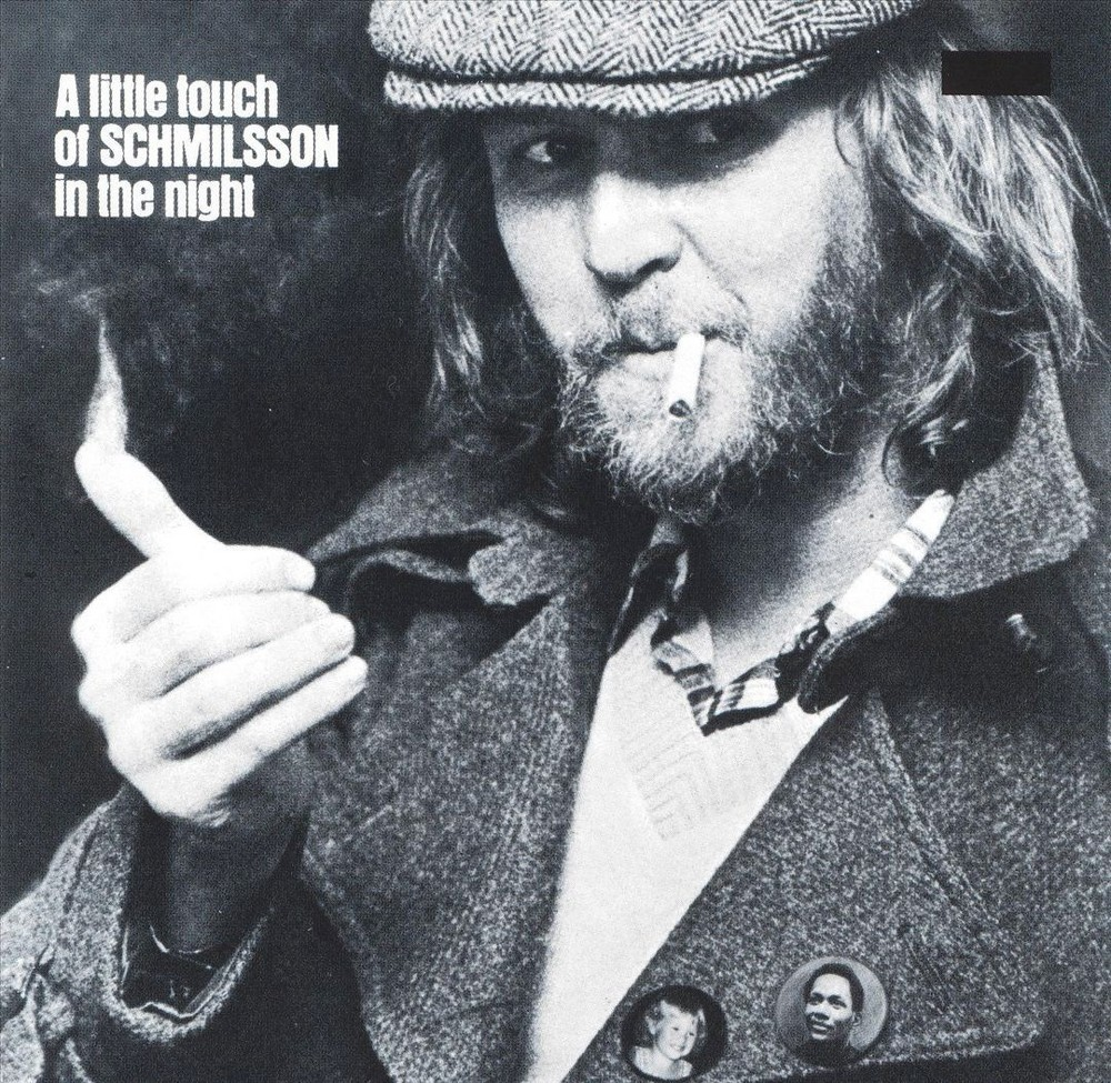 Harry nilsson - Little touch of schmilsson in the nig (CD)