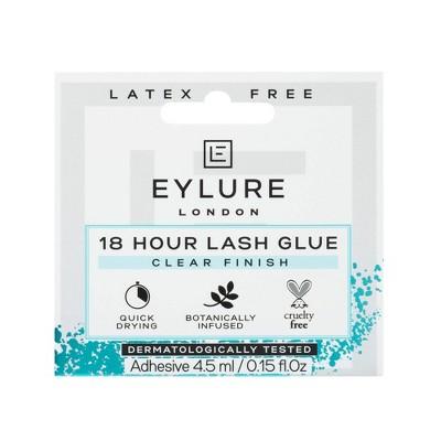 Eylure 18 Hour Latex Free Glue False Eyelashes Clear - 0.15oz