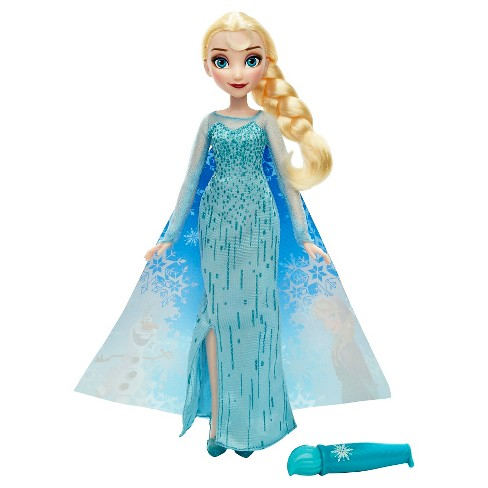Disney Frozen Elsa's Magical Story Cape - image 1 of 12