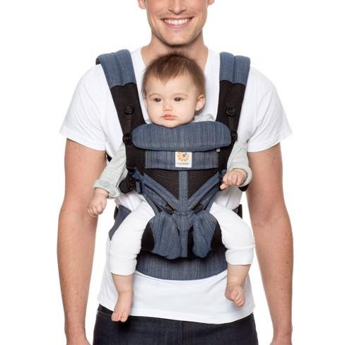 Ergobaby Omni 360 New Weave Baby Carrier - Indigo - image 1 of 5
