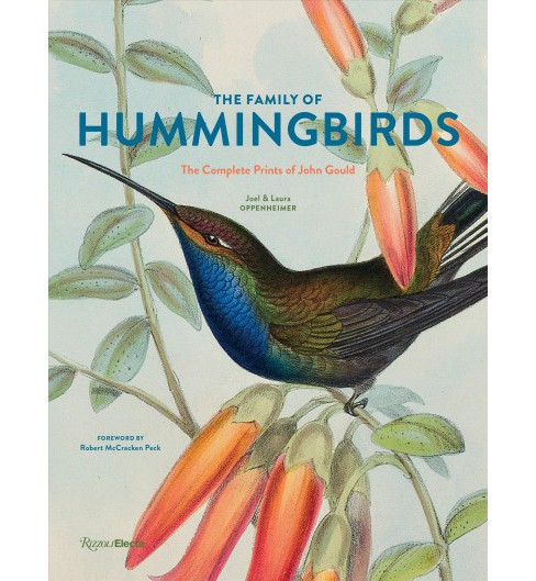 Family of Hummingbirds : The Complete Prints of John Gould -  (Hardcover) - image 1 of 1