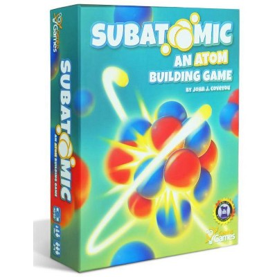 Subatomic - An Atom Building Game (2nd Edition) Board Game