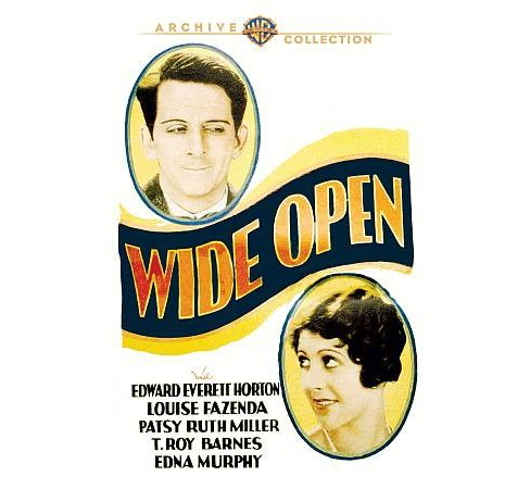 Wide Open (DVD) - image 1 of 1
