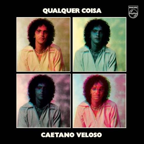 Veloso caetano - Qualquier coisa (Vinyl) - image 1 of 1