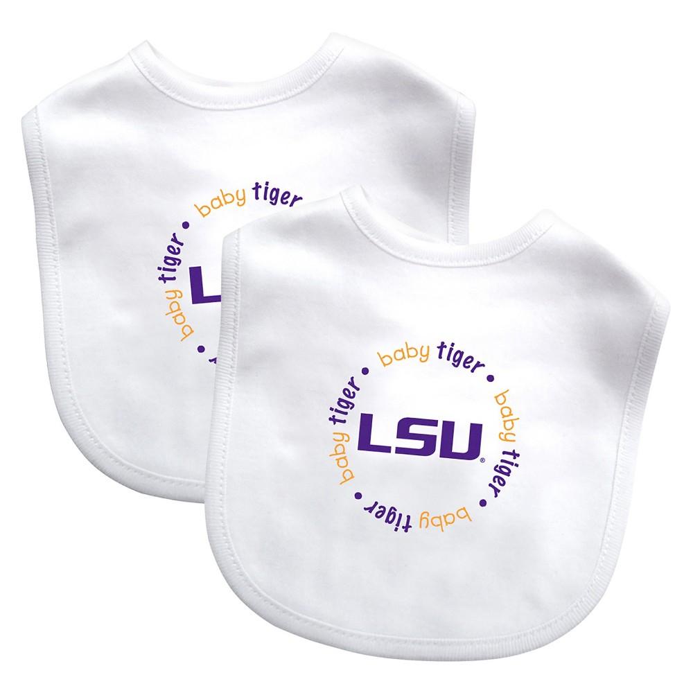 NCAA Lsu Tigers Bib, Purple/Gold