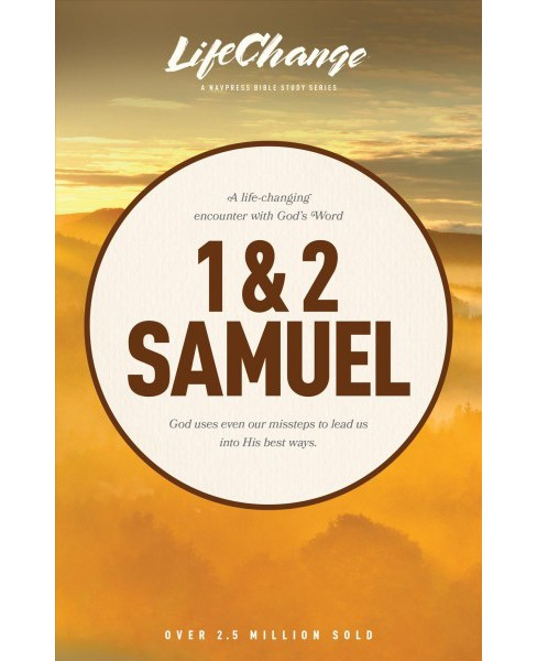 1 and 2 Samuel -  by Navigators (Paperback) - image 1 of 1