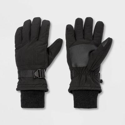 Men's Ski Gloves - Goodfellow & Co™ Black
