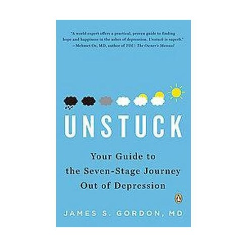 30%off unstuck: your guide to the seven-stage journey out of.