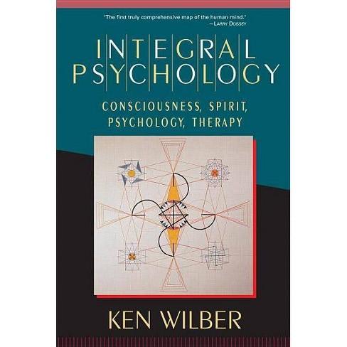 Integral Psychology - by  Ken Wilber (Paperback) - image 1 of 1