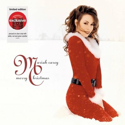 Mariah Carey - Merry Christmas (Target Exclusive, Vinyl)