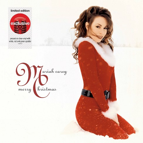 Mariah Carey - Merry Christmas (Target Exclusive, Vinyl) - image 1 of 2