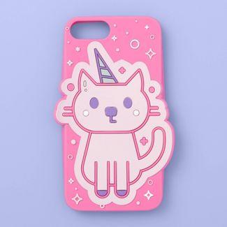 Apple iPhone 8 Plus/7 Plus/6s Plus/6 Plus Case - More Than Magic™ - Pink Cattycorn