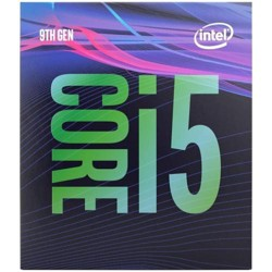 Intel Core i5-9400 Desktop Processor - 6 cores & 6 threads - Up to 4.1 GHz CPU Speed - Compatible w/ Motherboards w/ Intel 300 Series Chipsets