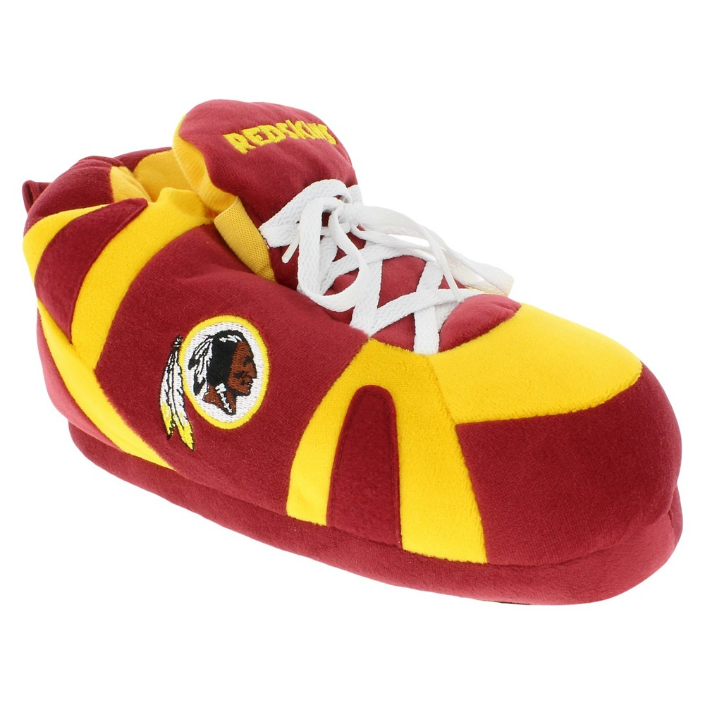 Washington Redskins Comfy Feet Slipper - 2X, Kids Unisex, Size: Xxl, Multicolored
