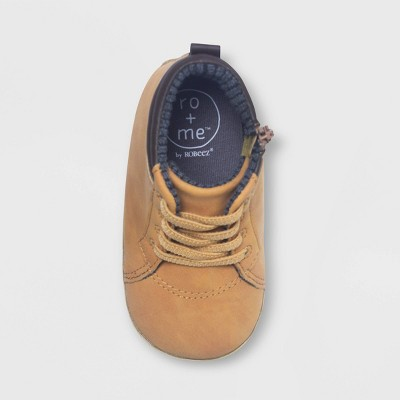 Baby Boys' Ro+Me by Robeez Chukka Tim Boots - Tan 6-12M