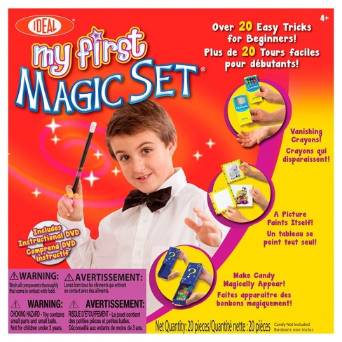 Ideal My First Magic Set - image 1 of 4