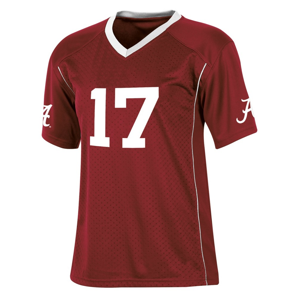 Alabama Crimson Tide Boys Short Sleeve Replica Jersey S, Multicolored
