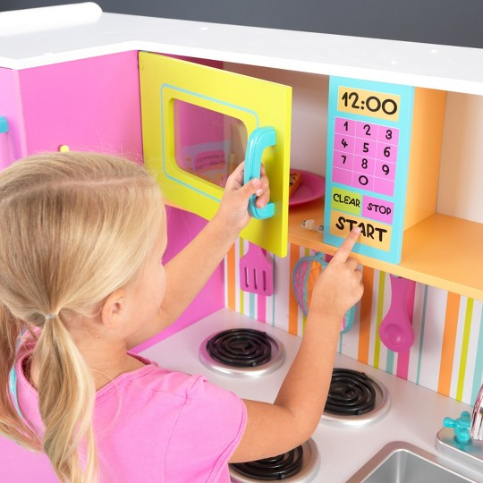 KidKraft Deluxe Big & Bright Kitchen image number null