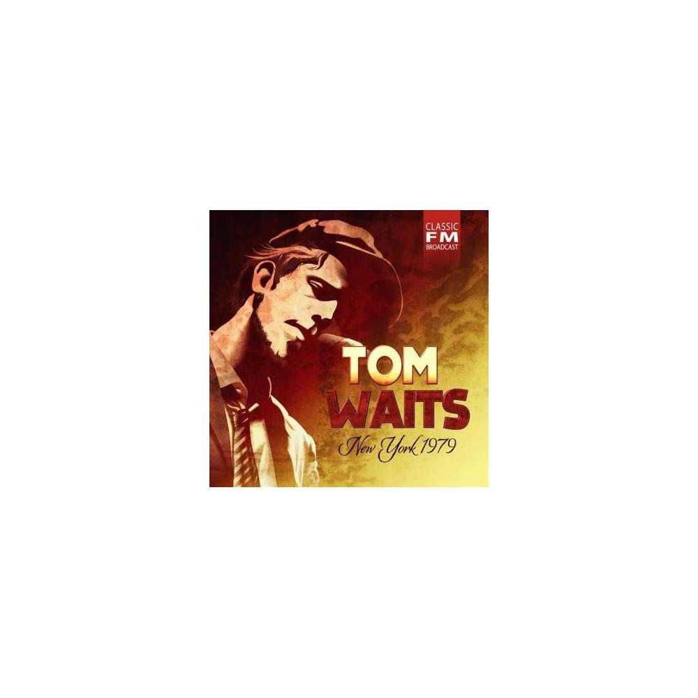 Tom Waits - New York 1979 (CD)