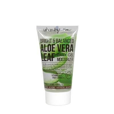 Urban Hydration Bright & Balanced Aloe Vera Daily Gel Moisturizer - 2.5 fl oz