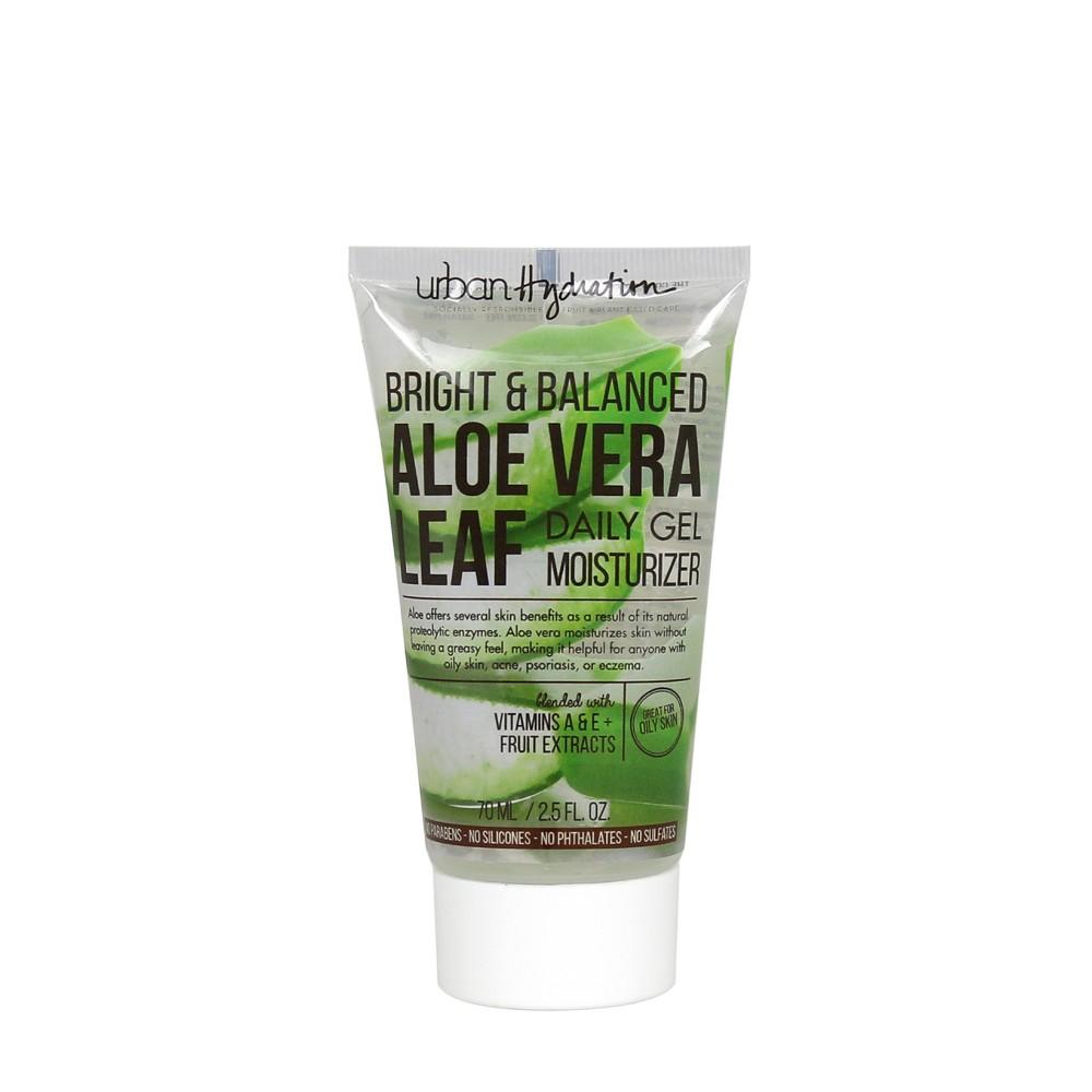 Image of Urban Hydration Bright & Balanced Aloe Vera Daily Gel Moisturizer - 2.5 fl oz