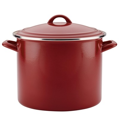 Ayesha Curry™ 12qt Home Collection Enamel on Steel Stockpot