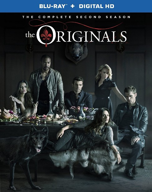 Originals:Complete Second Season (Includes Ultraviolet) (Blu-ray) - image 1 of 1