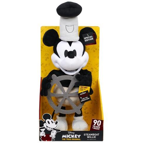 Steamboat Willie Set Supply Brand New In Box Tsum Tsum Mickey 90th Anniversary Choice Materials