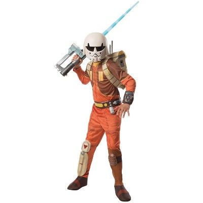 Rubies Star Wars Rebels - Deluxe Ezra Child Costume