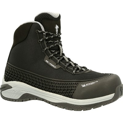 Men's MICHELIN® Latitude Tour Alloy Toe Athletic High Top Work Shoe
