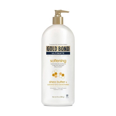 Body Lotions: Gold Bond Softening