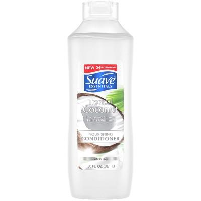 Suave Essentials Tropical Coconut Infused With Coconut Extract & Vitamin E Conditioner - 30 fl oz