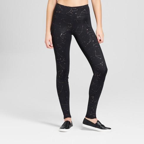 7eccf5016001f Women's Performance Constellation Print Leggings - JoyLab™ Black S ...