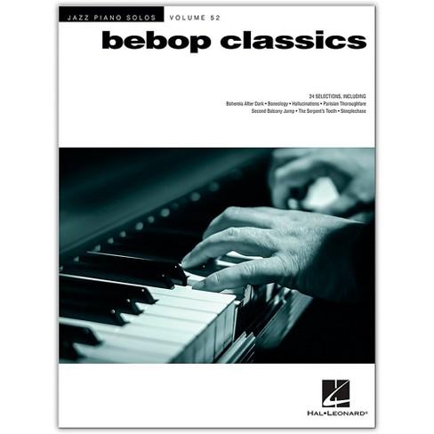 Hal Leonard Bebop Classics - Jazz Piano Solos Series Volume 52 - image 1 of 1