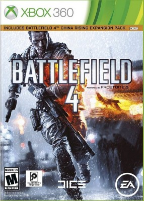 Battlefield 4: Includes China Rising Expansion Pack PRE-OWNED Xbox 360