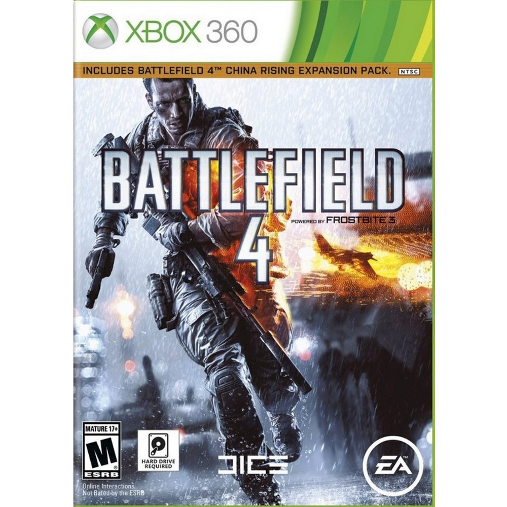 Battlefield 4 Includes China Rising Expansion Pack Pre Owned Xbox 360