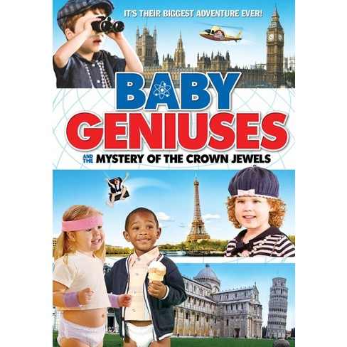 Baby Geniuses and the Mystery of the Crown Jewels (dvd_video) - image 1 of 1