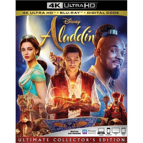 Aladdin (Live Action) (4K/UHD) - image 1 of 2
